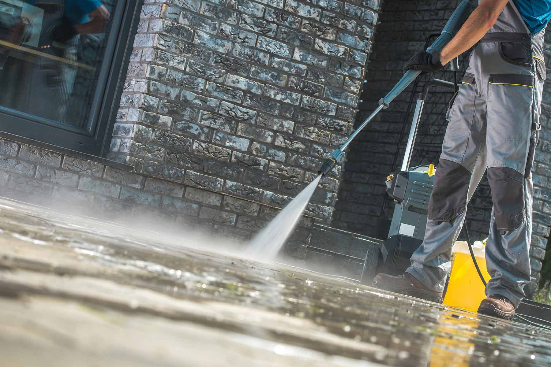 Buckingham Cleaning Cleaners London Website Design project by Now Web Design